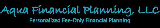 Aqua Financial Planning, LLC Logo